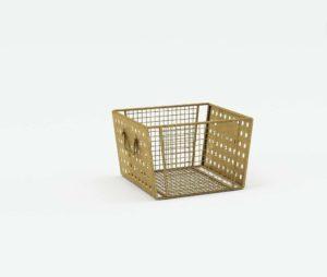 Metal Storage Large Basket