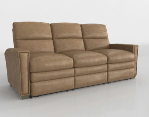 Julian Power Dual Reclining Sofa Perigold