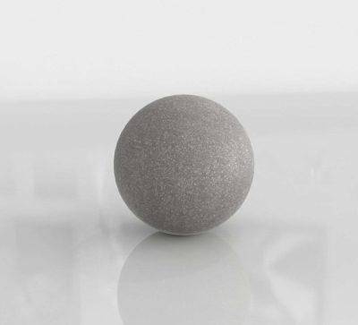 Playa Grey Large Terrazzo Ball CB2