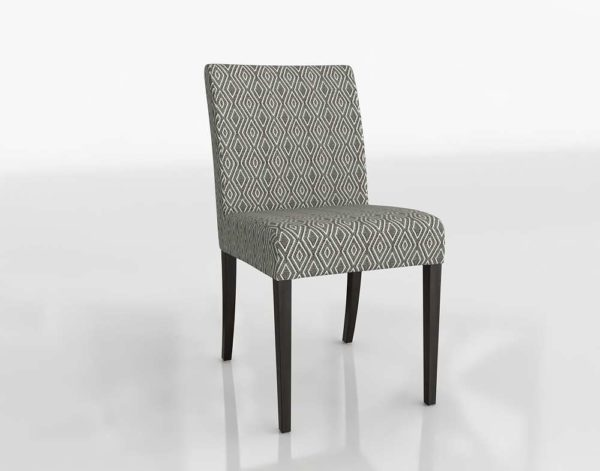 Diamond Dining Chair Crate&Barrel