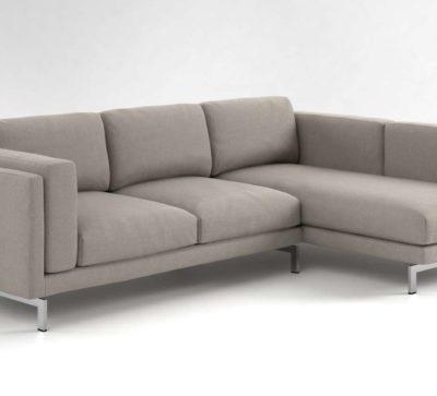 Nockeby Sectional 3-seat IKEA