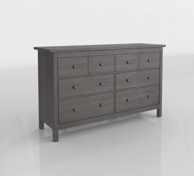 Hemnes 8 Drawer Dresser Ikea