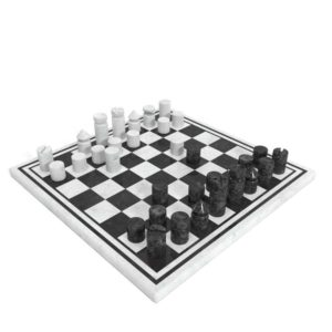 Marble Chess Game CB2