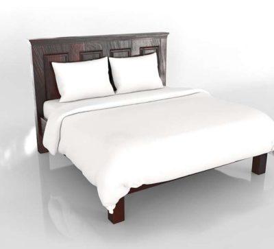 PotteryBarn Bowry Reclaimed Bed