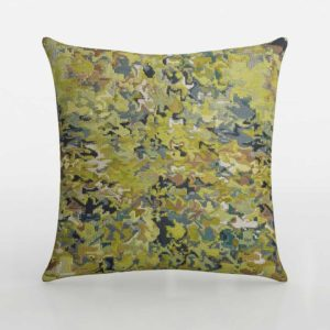 C&B 3D Streela Camouflage Pillow With Down Alternative Insert